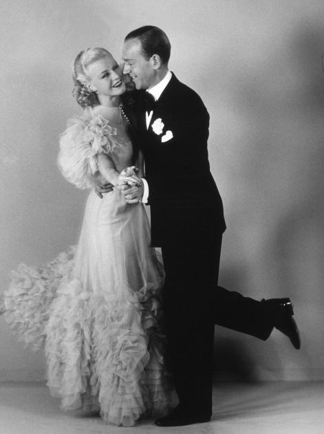 astaire and rogers relationship problems