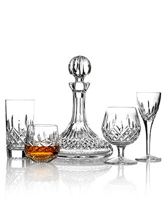 Waterford Barware, Lismore Collection - Bar & Wine Accessories - Dining & Entertaining - Macy's