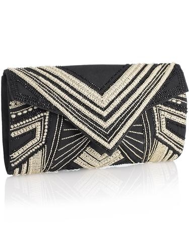 Super cute deco beaded clutch...but now I can't find it anywhere...help!