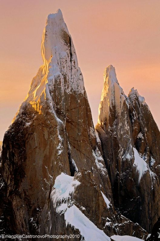 Patagonia The mountains are calling and I must go - John Muir