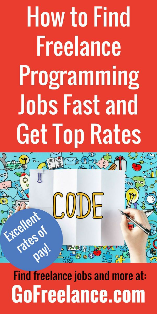 If you have good coding skills, then you are in pole position to pick up any of thousands of great programming jobs with excellent pay rates.