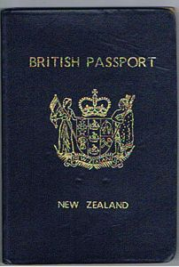 243 best passport images on pinterest passport central america british passport issued for new zealand when it was still part of the british empire ccuart Images
