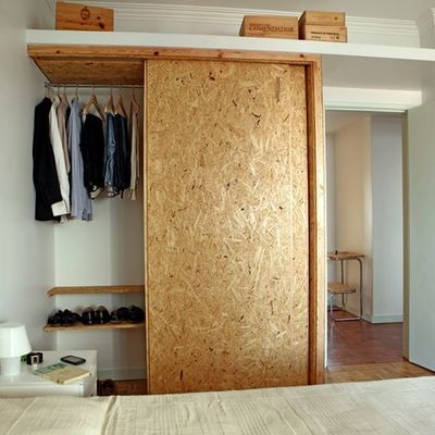 7 Ideas para introducir tablones OSB en casa