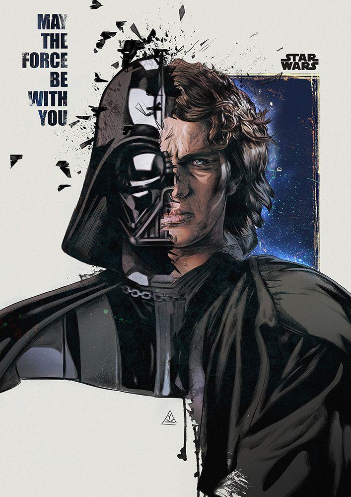 1000+ images about Anakin skywalker / Darth vader on Pinterest