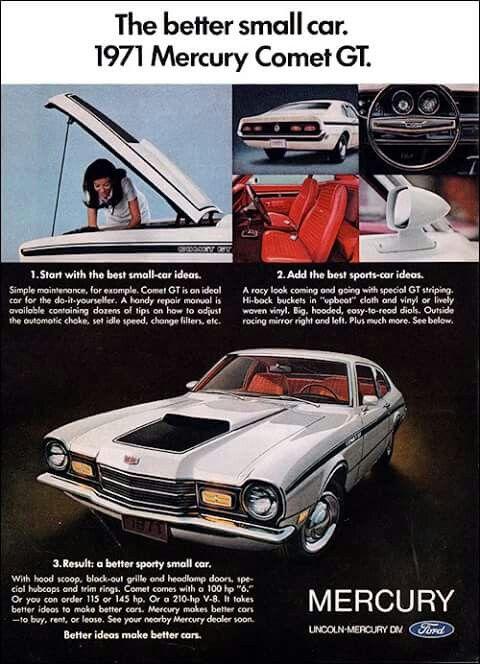 1971 Comet GT