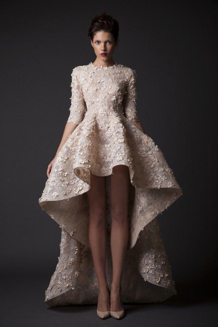 Krikor Jabotian Wedding Dresses 2015 Collection - MODwedding