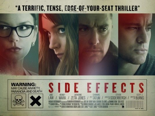 Thank you Steven Soderbergh! I loved this. It called out Big Pharma, naming names (this surprised me), had a splash of early 90's cinema, and most importantly-- FOUND JUDE LAW'S SEXY! YAAAASSSSS!!!! Thanks again. :)