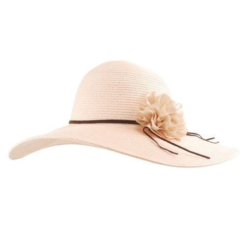 Gorgeous summer hat - could see this at the races or just a good old beach picnic