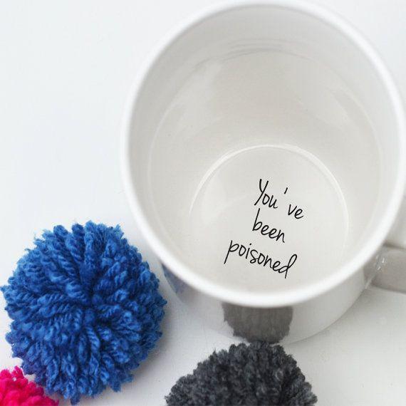 Funny 'You've Been Poisoned' Hidden Secret by TheLetterLoftUK
