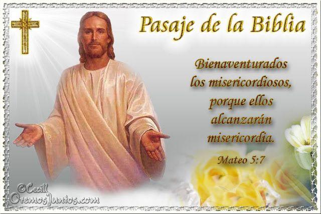 Vidas Santas: Santo Evangelio según san Mateo 5:7
