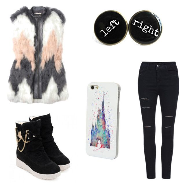 Hey , hey by lifebybya on Polyvore featuring polyvore, fashion, style, Rebecca Taylor, Disney and clothing