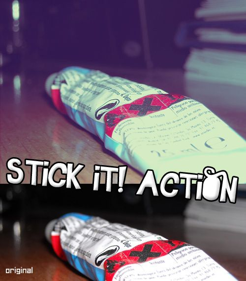 Stick it action by ~loljfk03 on deviantART: 100 Free, Beauty Action, Free Action, Free Photoshop, Adobe Photoshop, Action Free, Photo Idea, Free Beauty, Photoshop Action