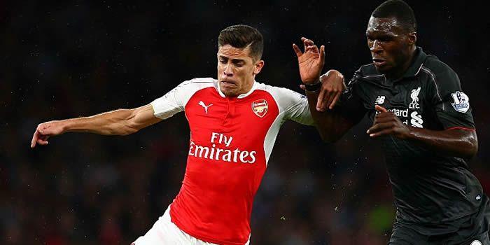 Video: Gabriel vs Liverpool   Arseblog News - the Arsenal news site