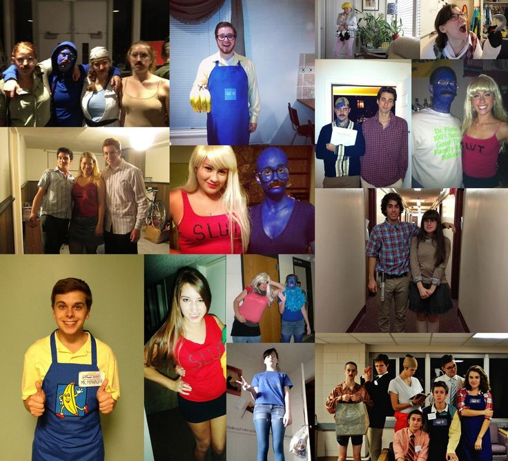 Arrested Development themed costumes