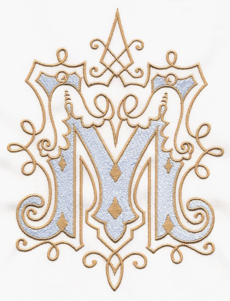 17 best ideas about m monogram on pinterest monogram for Antique style decoration
