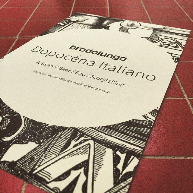 https://flic.kr/p/udRvLJ | #dopocenaitaliano #foodstorytelling #brodolungo on @favinipapers #aralda! @freskizcom #freskizcomunicate