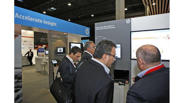 IoT Solutions World Congress Barcelona 2015 | Mac Group Diseño Stands Barcelona