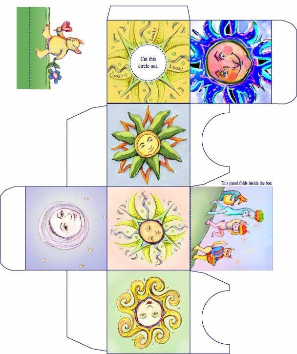 A Sun Box - free printable