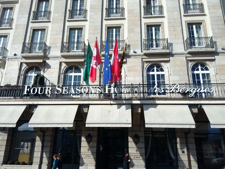 #geneva #geneve #switzerland #hotel #fourseasonshotel #desbergues