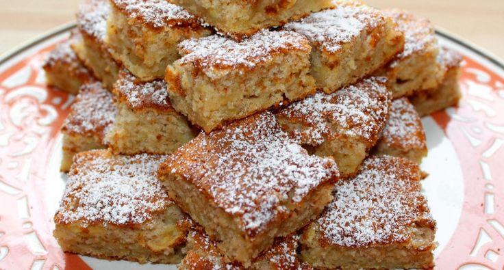 Almás piskóta recept | APRÓSÉF.HU - receptek képekkel