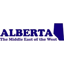 Alberta: The Middle East of the West.