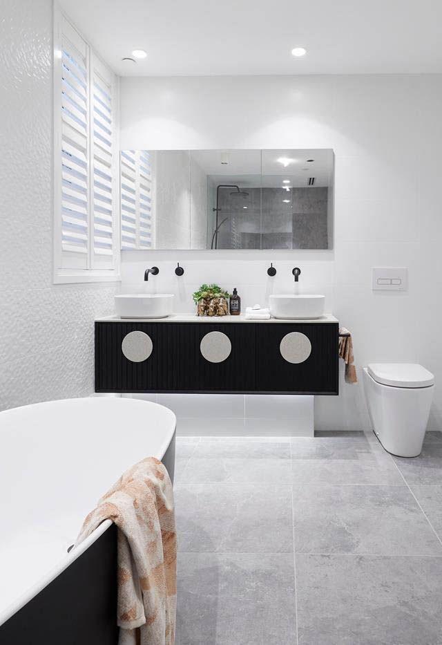 Most Popular Bathroom Flooring Ideas B Q Only On Popihome Com Bathroomdesignb Q The Block Bathroom Bathroom Design Bathroom Floor Tiles