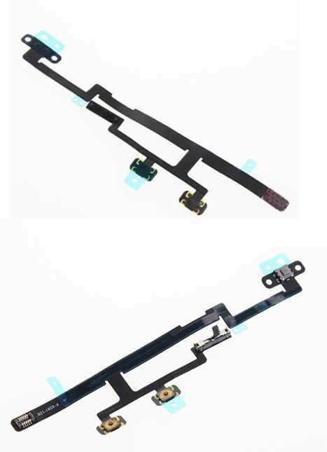 iPad Mini2/iPad Mini 3 Power On Off Volumn Button Mute Flex Cable