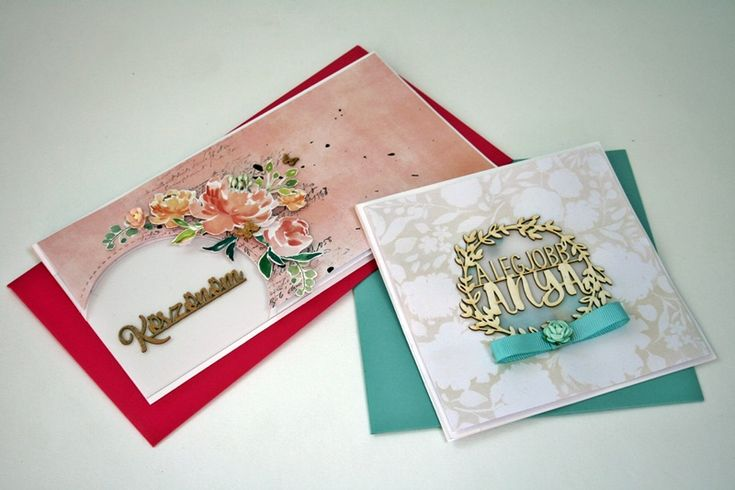 Mother's Day postcards by Sophie Ranga