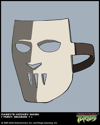 https://flic.kr/p/5ZpfUG | Casey's Mask { ..Meet Casey Jones } :: Season 1 [[ Courtesy 4kids TMNT Blog ]] | -->> **Via 4kids TMNT Blog .. (( select 4KIDS TV images in conjunction with my news updates @ Mikey's TMNT)) !!   .. ☻ ☺  .. the famous mask.  >v<