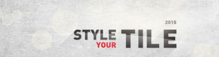 Конкурс Tile of Spain: Style your Tile #contest #конкурс_для_архитекторов_и_дизайнеров