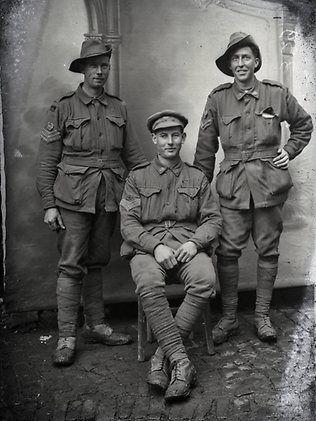 World War 1 Diggers Digger - An Australian soldier. This term originated during World War 1
