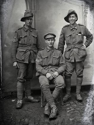 How did the death of australian soldiers in WW1 create change to modern day australia?