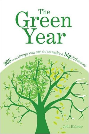 What are some ways to go green this year?