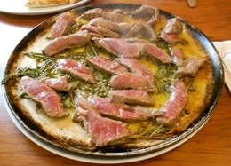 "Pizzeria ""7 Bello"" Bahnhofsviertel Frankfurt a.M. - best italian food in town!"