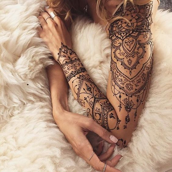 f22e8_Seductive-Lace-Sleeve-Tattoo.jpg (564×564)