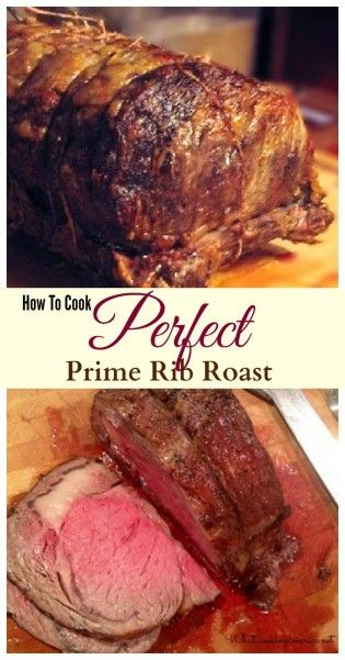 Tips for Perfect Prime Rib #primerib #foodporn #christmasdinner http://livedan330.com/2014/12/08/tips-perfect-prime-rib/