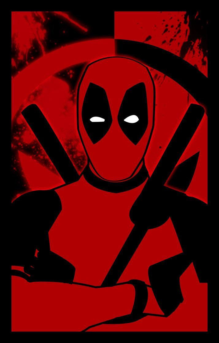 deadpool on pinterest - photo #33