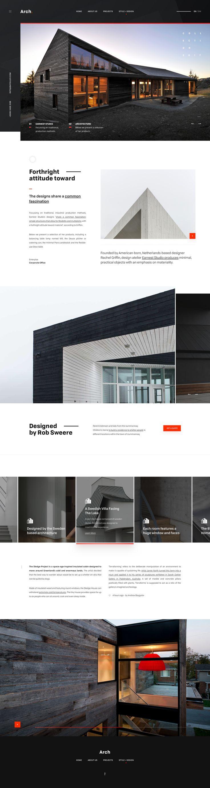 485 best Web design images on Pinterest | Design websites, Site ...