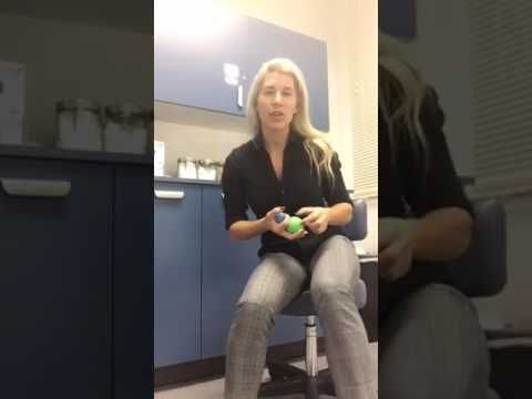 5 Minute Plantar Foot Release for Optimal Foot Function with Dr Emily Splichal - YouTube