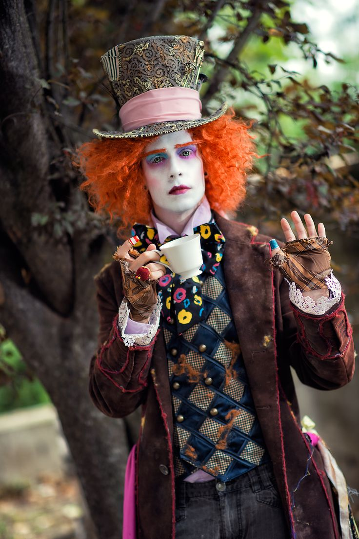 Mad Hatter Cosplay | M...