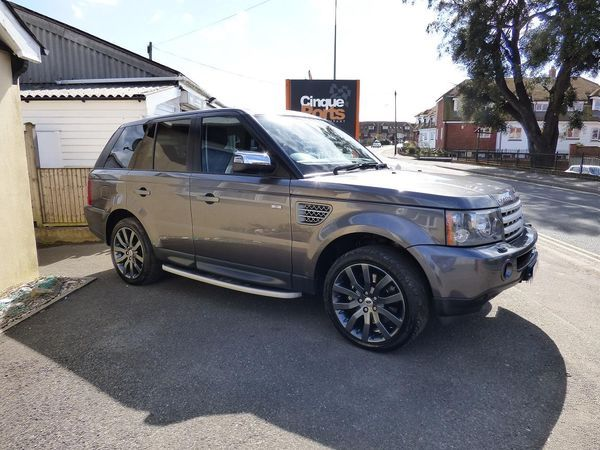 2006 (55) Land Rover Range Rover Sport FULL SERVICE HISTORY*ONE OWNER*MOT*6 MONTHS RAC WARRANTY For Sale In Rye, East Sussex - Image 2