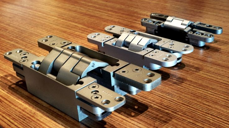 Choosing a Concealed Door Hinge | Finding the Right Hidden or Invisible Hinge. - StainlessDoorHardware.com