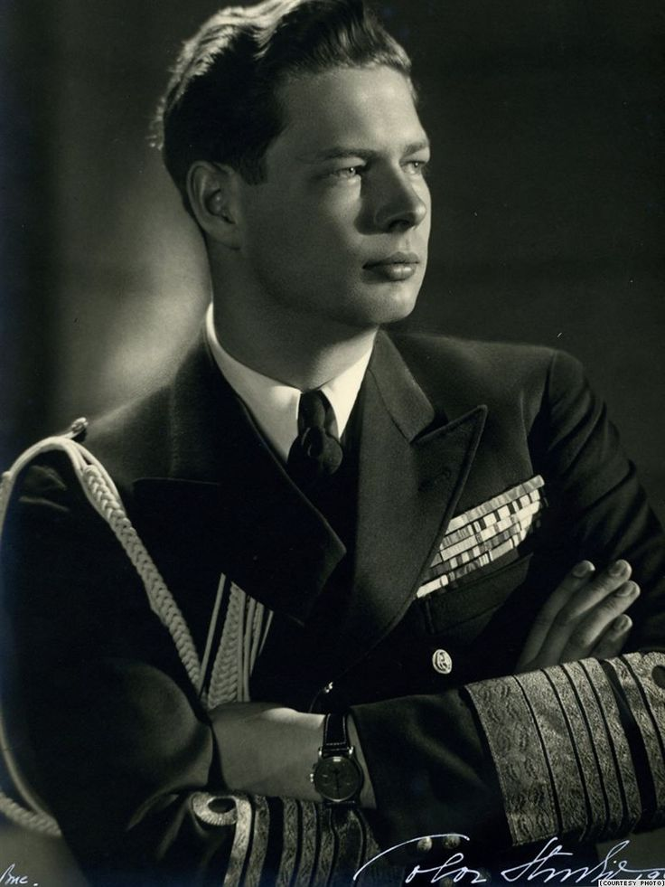 King Michael of Romania!