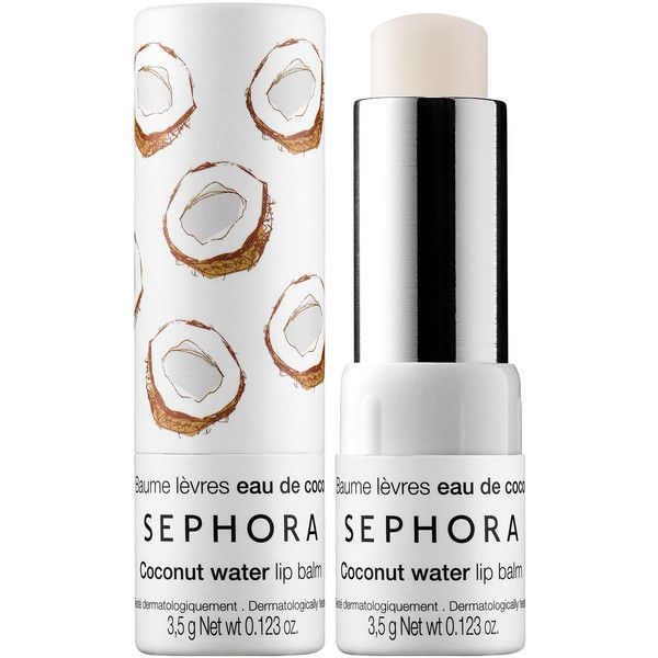 SEPHORA COLLECTION Lip Balm Scrub ($6) ❤ liked on Polyvore featuring beauty products, skincare, lip care, lip treatments and sephora collection