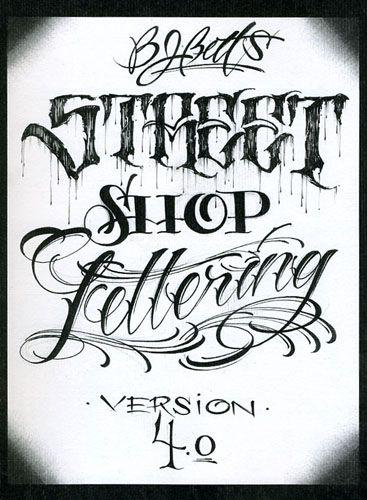 The 25+ best Tattoo lettering fonts ideas on Pinterest | Tattoo ...