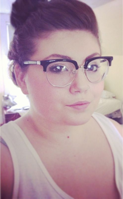 Browline Glasses Zenni Optical : Transparency The Many Looks of Zenni Pinterest Posts ...