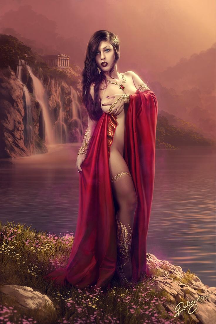 Greek goddess of sex join