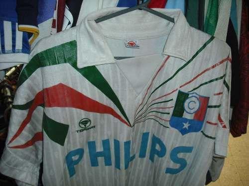 Once Philips ( Once Caldas ) Antigua Camiseta Torino 1992