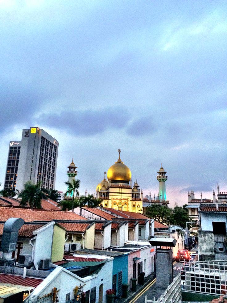 Historic Arab quarters in singapore