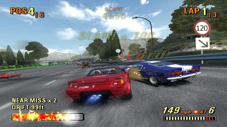 Burnout 3 Takedown PS2 Game
